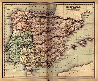 History of the Jews in Spain - Roman Province of Hispania