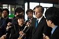 Special Rep for North Korea Davies Addresses Tokyo Media (11044872413).jpg
