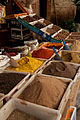 Spices souq in medina in Fes (5364948062).jpg