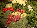 Spinach, grape, radish, curly leaf, DSCF2105.jpg