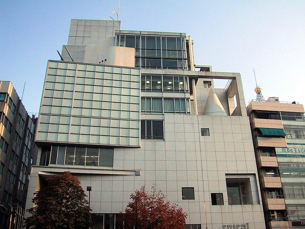 Spiral house Tokyo