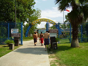 Spring, Texas - SplashTown Waterpark Houston