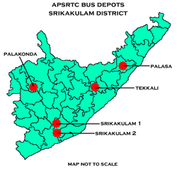 250px-Srikakulam_district_APSRTC_Depot_map Major Us Cities Map on arizona major cities, map of major european cities, canada map major cities, europe major cities, map of south america major cities, maryland major cities, map of north america with major cities, world map major cities, u s major cities, japan map major cities, new york major cities, oregon major cities, names of major cities, texas map with all its cities, mississippi major cities, kentucky major cities, pakistan major cities, uk map major cities, 50 states map with major cities, map australia major cities,