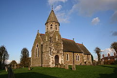 St.John the Baptist's church, High Toynton, Lincs. - geograph.org.uk - 76173.jpg