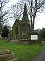 St. Bartholomew's Church, New Whittington, Nr Chesterfield - geograph.org.uk - 122006.jpg