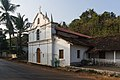 St. Francis Xavier Chapel, Tuem, North Goa, India, 2019-02-02.jpg