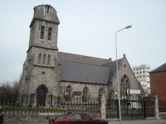 Theobald Butler (solicitor-general) - St James Church