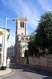 St John the Baptists Church, Stamford Church in Lincolnshire, England