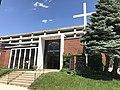 St. Philip's Lutheran Church (1958, Frederic Moehle & Rev. Francis B. Smith), 501 N. Caroline Street, Baltimore, MD 21205 (34997205196).jpg