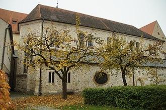 Saint Emmeram's Abbey - St. Rupert