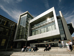 Fife College - St Brycedale Campus, Kirkcaldy