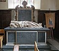 St Martin's Church, Brasted, Kent - Tomb chest - geograph.org.uk - 1224620.jpg