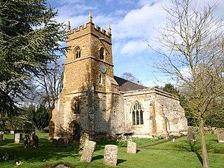 Pillerton Hersey village in the United Kingdom