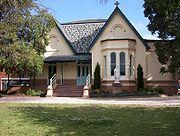 St Patricks church, Summer Hill, NSW, Australia