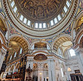 St Paul's Cathedral Interior Dome 2, London, UK - Diliff copy low res crop.jpg