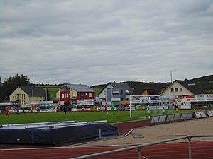 Op Flohr Stadion - Image: Stade Op Flohr 2