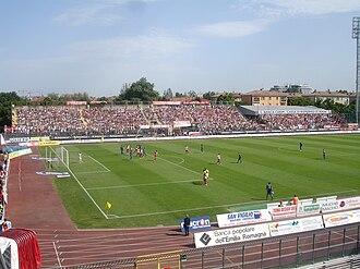 Rimini F.C. 1912 - Stadio Romeo Neri in 2009