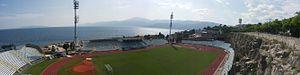 Stadion Kantrida - Image: Stadion Kantrida