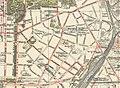 Stadtplan von Düsseldorf, Ausschnitt Stadtmitte, Düsseldorfer Adressbuch 1905.jpg