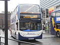 Stagecoach Manchester 19186 MX57 DZL X57 to Woodford (6428434455).jpg