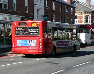 Stagecoach Midlands British bus company