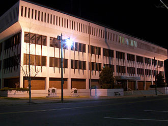 Stanly County, North Carolina - Stanly County Courthouse