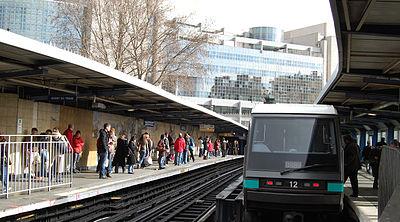 Bastille (metrostation)
