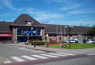 Lokeren railway station railway station in Belgium
