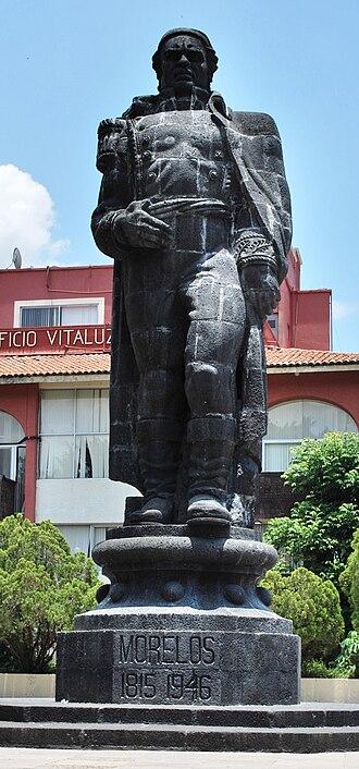 Morelos - Monument to Morelos