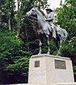 Statue of Ge. Sedgwick at Gettysburg.jpg
