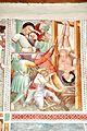 Steinfeld Gerlamoos Filialkirche heiliger Georg Freske 8 Hammerschlag Aufhaengung 20122012 968.jpg