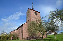 evang.-luth. Martin-Luther-Kirche in Steinmark