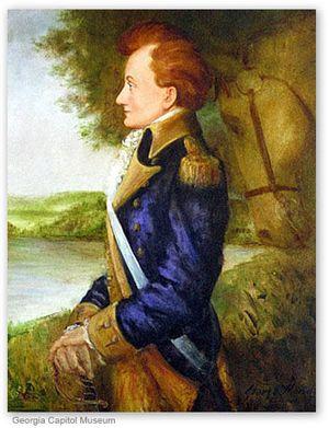 Stephen Heard - A portrait of Governor Heard