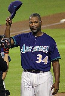 Stephen Randolph American baseball player