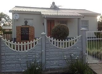 Steve Biko - Steve Biko's house in Ginsberg, Eastern Cape