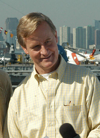 Steve Doocy - Doocy in 2005