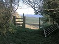 Stile with a view - geograph.org.uk - 753603.jpg