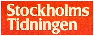 <i>Stockholms-Tidningen</i>