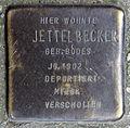 Stolperstein Dieffenbachstr 30 (Kreuzb) Jettel Becker.jpg