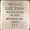 Stolperstein Luise Frank.jpg