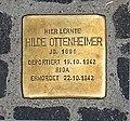 Stolperstein Unter den Linden 6 (Mitte) Hilde Ottenheimer.jpg