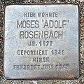 Stolperstein Verden - Moses Rosenbach (1877).jpg