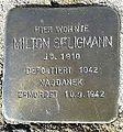 Stolperstein Windeck Rosbach Bergstraße Milton Seligmann.jpg