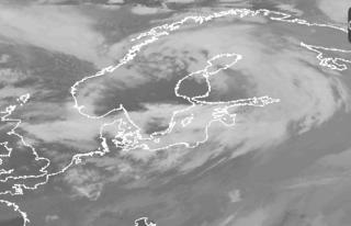 Cyclone Dagmar
