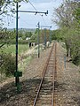 Straight section of the Seaton tramway - geograph.org.uk - 1285520.jpg