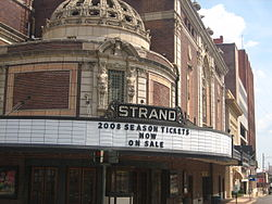 Strand Theater --Louisiana Street side IMG 1587.JPG