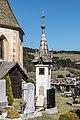 Strassburg Lieding 2 Friedhof Totenleuchte SW-Ansicht 27032017 7159.jpg