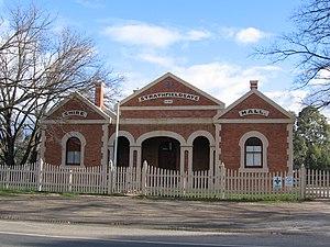 Strathfieldsaye, Victoria - Former shire hall