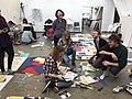 Studentmiljø på Einar Granum Kunstfagskole..jpg