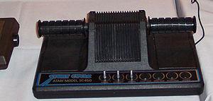 AY-3-8500 - Atari console Stunt Cycle based on AY-3-8760